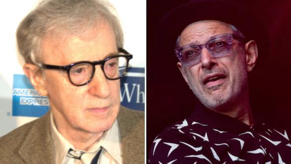 Woody Allen Jeff Goldblum dylan farrow