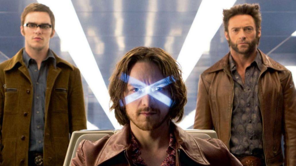 X-Men: Days of Future Past, X-Men, Wolverine, James McAvoy, Hugh Jackman, Nicholas Hoult, Comic Book Movie, Fox