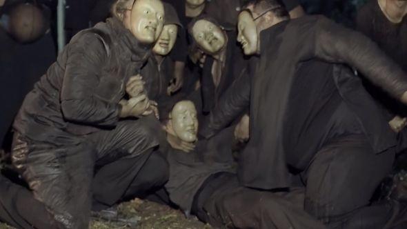 Jonathan Glazer, The Fall, A24, Short Film