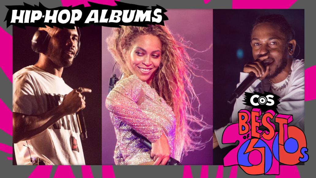 Best of 2010s Hip-Hop