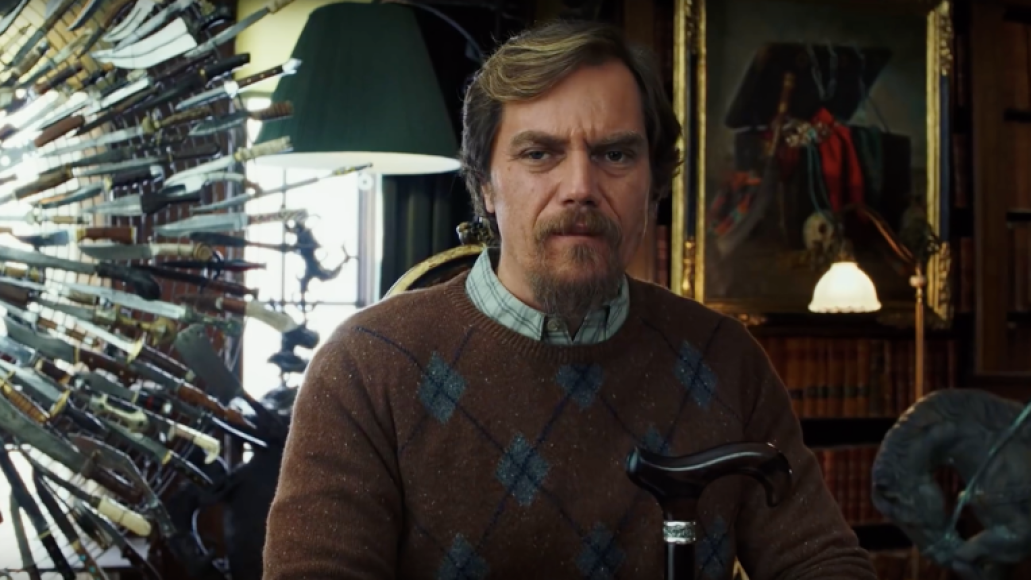 Michael Shannon, Knives Out