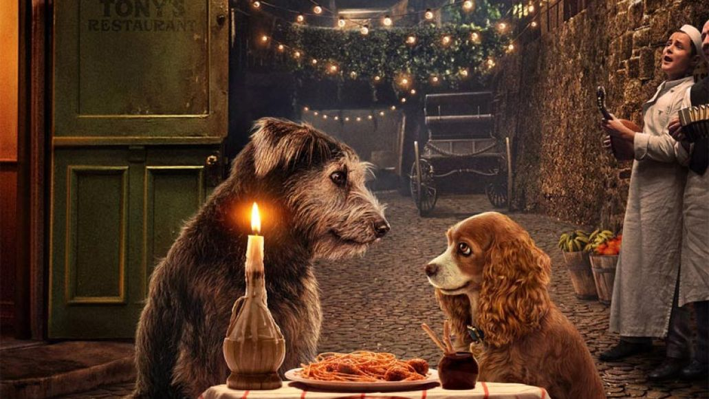 Lady and the Tramp (Disney+)