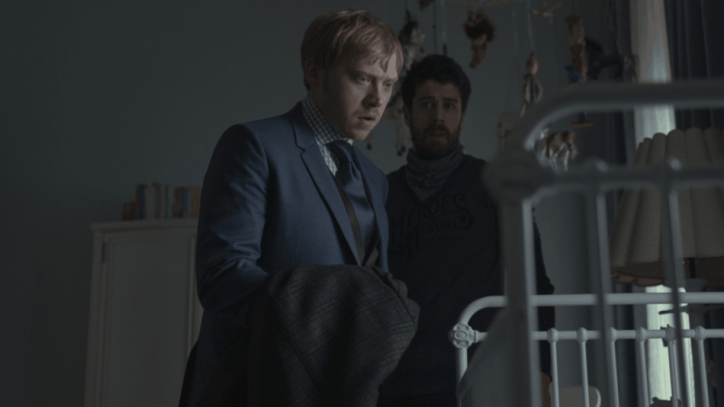 Toby Kebbell, Rupert Grint, Servant, Apple TV+