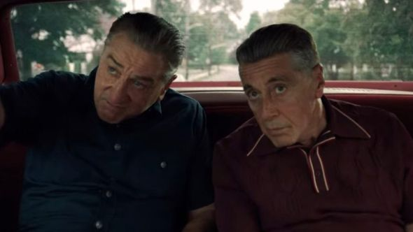 Robert De Niro, Al Pacino, The Irishman, Jimmy Hoffa, Death, Kill, Ending