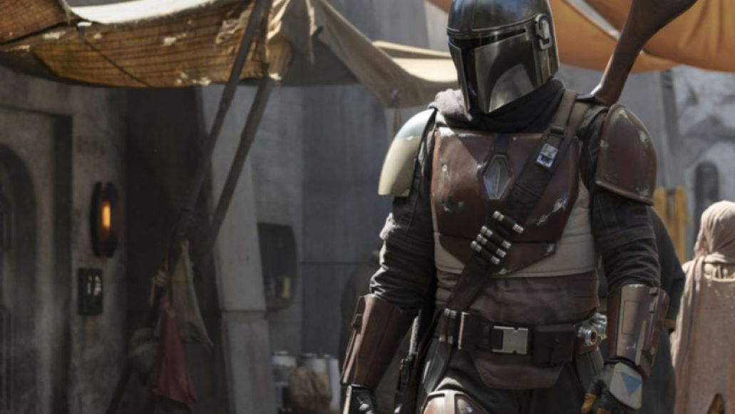 The Mandalorian, Disney+, Jon Favreau