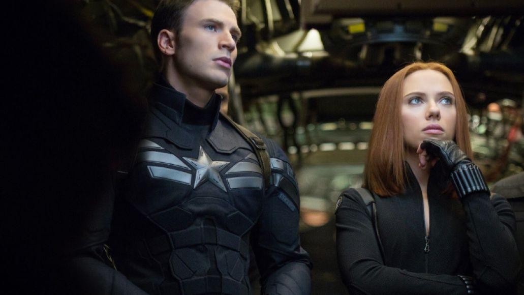 Captain America: The Winter Soldier (Marvel Studios)