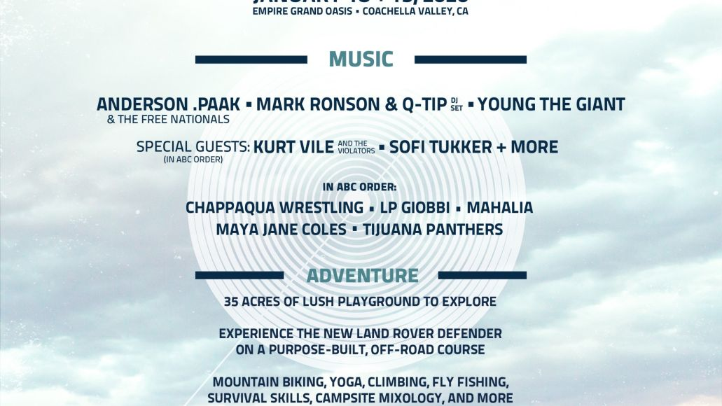 4xfar festival 2020 presented by land rover win tickets