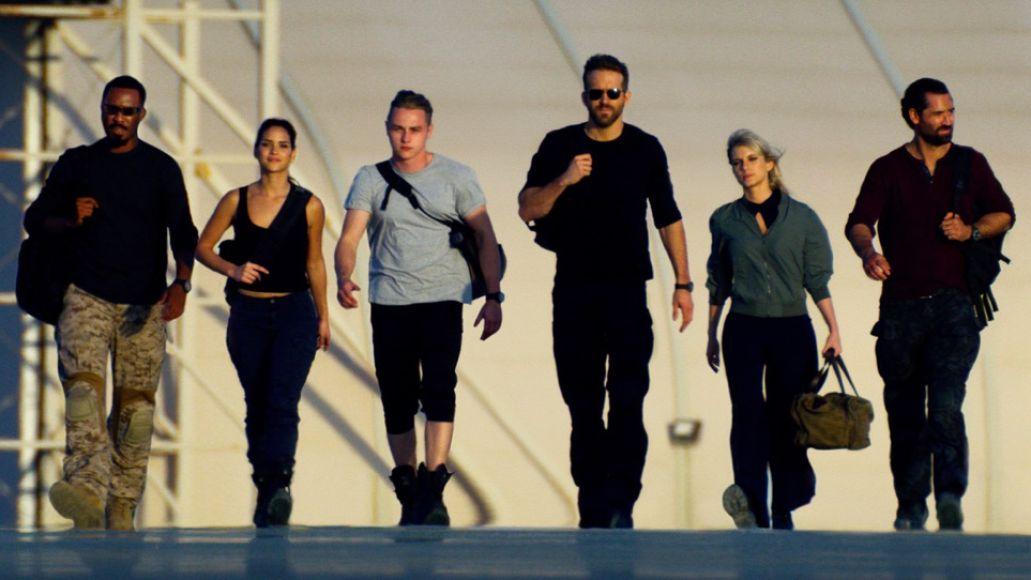 Corey Hawkins, Adria Arjona, Ben Hardy, Ryan Reynolds, Mélanie Laurent, Manuel Garcia-Rulfo