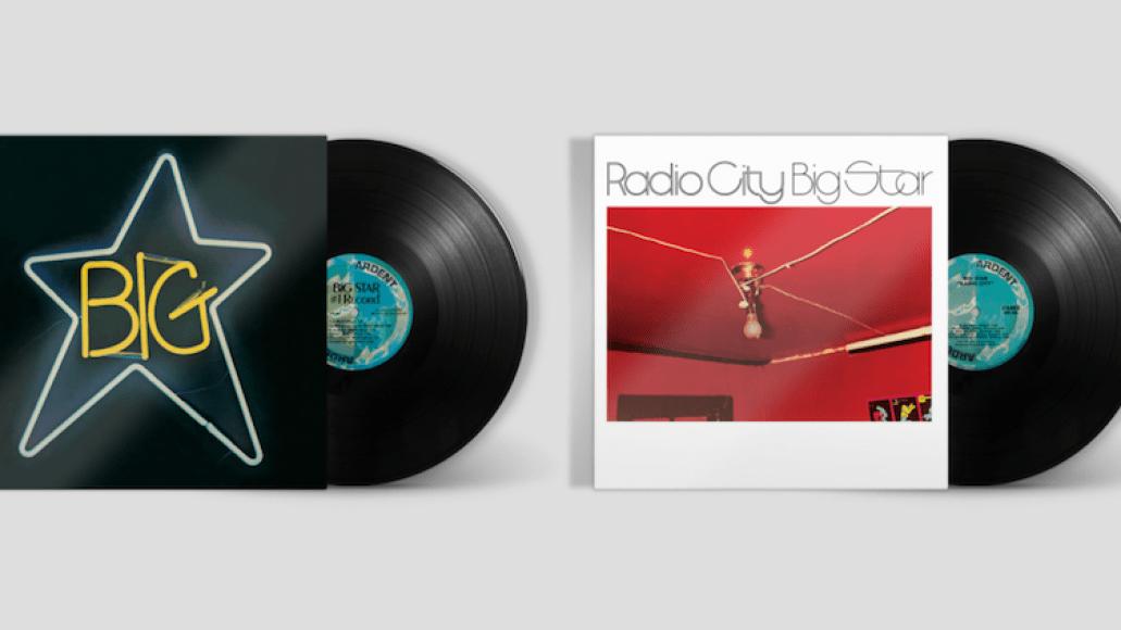 Big Star #1 Record Radio City Vinyl Reissue Artwork