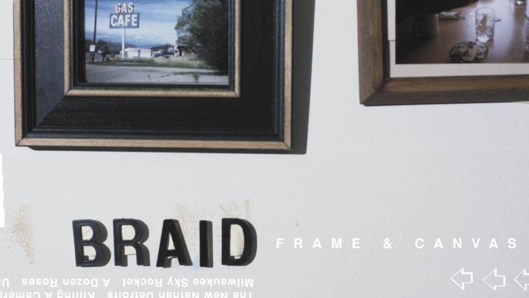 Braid -- Frame and Canvas
