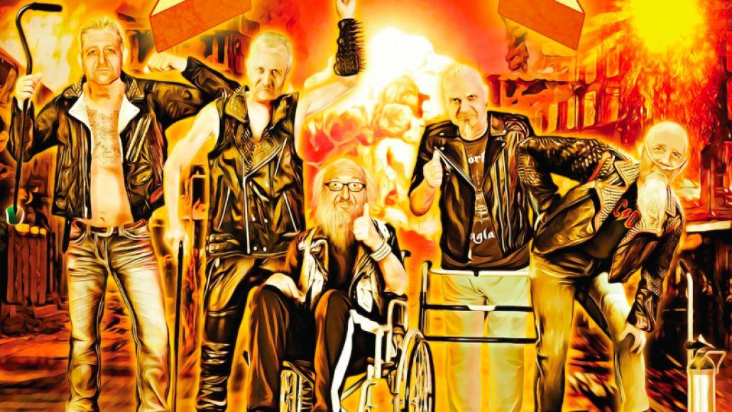 Brian Pohsen - Grandpa Metal