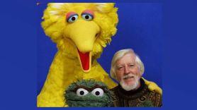 Caroll Spinney of Sesame Street
