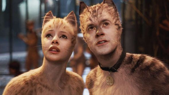 Cats movie film box office bombs bad opening week Universal