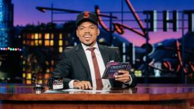 Chance the Rapper Late Late Show Host Performance Taylor Bennett Lil Nas X Taraji P. Henson