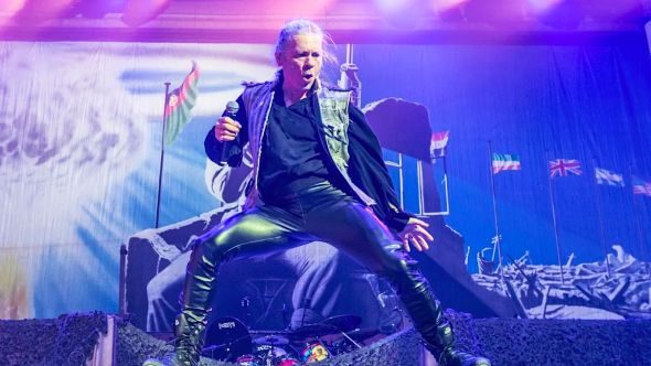 Iron Maiden new album 2020