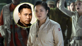 John M Chu Rose Tico Star Wars Disney Plus Series