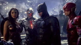 Justice League Zack Snyder Director's Cut Image canisters