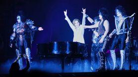KISS with Yoshiki in Japan