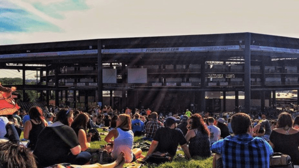 Live Nation Lawn Pass Unlimited