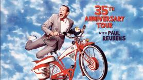 Paul Reubens Pee-Wee's Big Adventure 35th Anniversary Tour