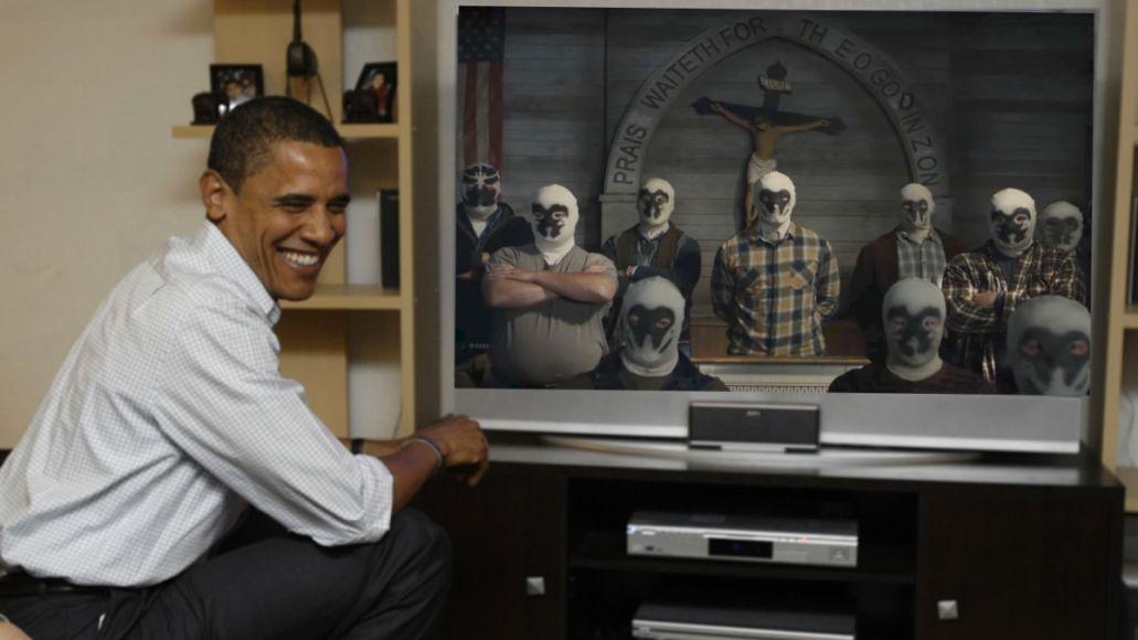 President Obama favorite movies tv shows