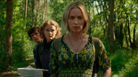 A Quiet Place Part II Teaser Trailer Emily Blunt John Krasinski Horror