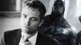 Robert Pattison as Batman trilogy art house porn