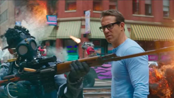 Ryan Reynolds Free Guy New Trailer First 21st Century Fox