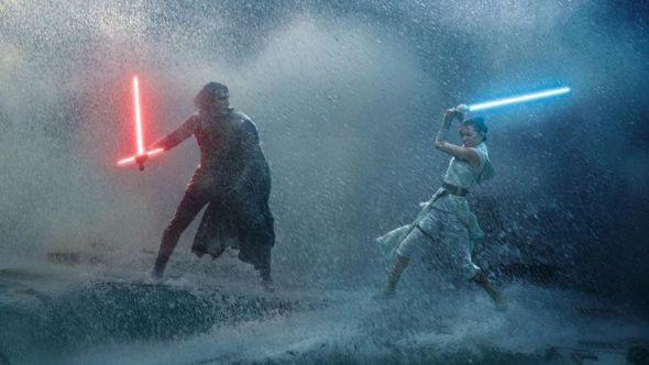 Star Wars: The Rise of Skywalker opening weekend box office