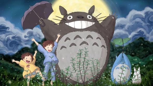 film catalog purchase buy Studio Ghibli's My Neighbour Totoro
