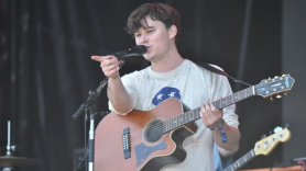 Stream new single Camouflage The Front Bottoms, photo by Amy Price
