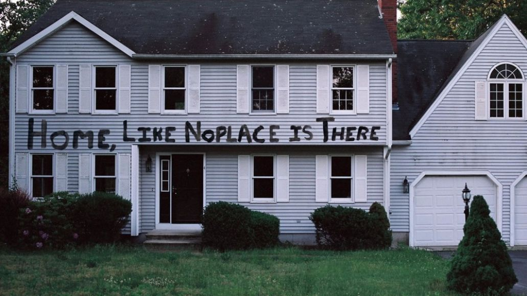 The Hotelier -- Home, Like NoPlace Is There