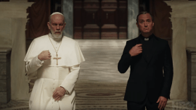 John Malkovich Jude Law The New Pope official trailer