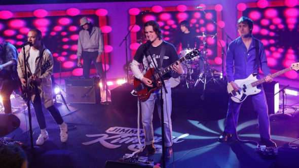 White Reaper Jimmy Kimmel Live You Deserve Love Real Long Time Performance Watch