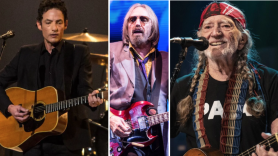 Willie Nelson, Jakob Dylan, Dhani Harrison tom petty for real