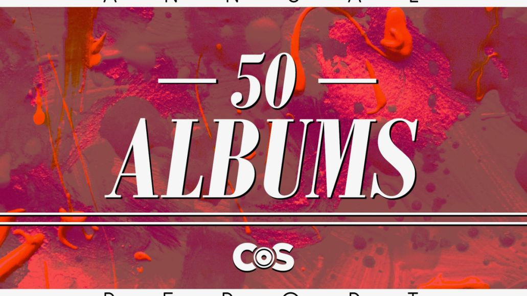 Top 50 Albums of 2019