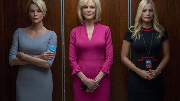 Bombshell, Charlize Theron, Nicole Kidman, Margot Robbie, Lionsgate