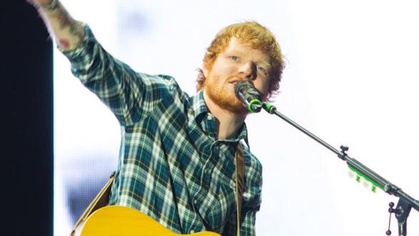 ed sheeran hiatus break from music