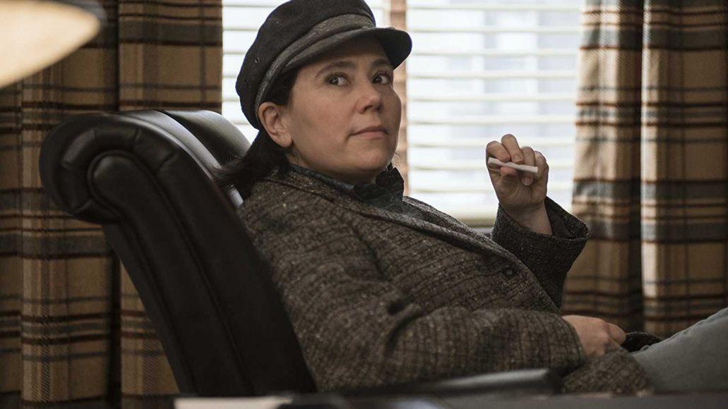 Alex Borstein, The Marvelous Mrs. Maisel, Amazon, Season 3