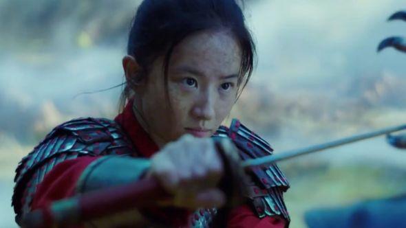 Mulan Trailer, Disney