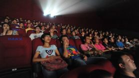 IMAX Theater in China