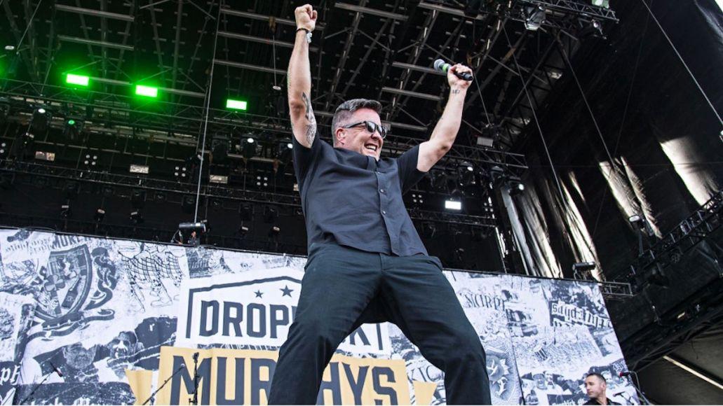 Dropkick Murphys new song Smash Shit Up 2020 tour dates, photo by Amy Harris