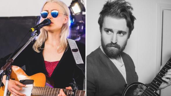 Ethan Gruska New Song Phoebe Bridgers Enough For Now Stream