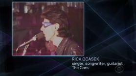 Ric Ocasek name misspelled in Grammys' In Memoriam tribute