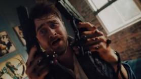 Daniel Radcliffe Guns Akimbo First Trailers Watch