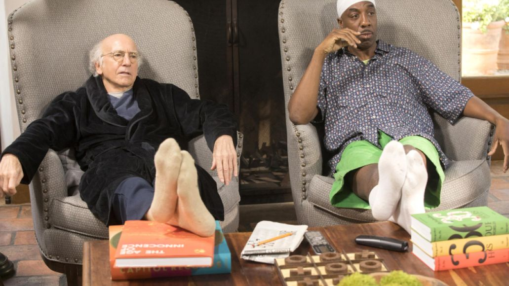 Larry David in Curb Your Enthusiasm