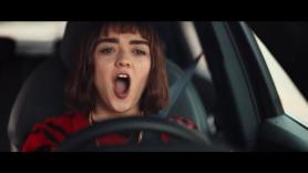 Maisie Williams Audi Ad Let It Go Frozen