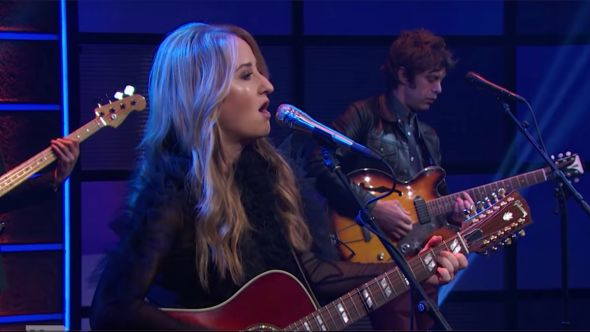 Margo Price new song Stone Me tour dates live on Full Frontal with Samantha Bee