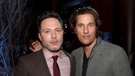 Matthew McConaughey True Detective creator Nic Pizzolatto reunion FX tv series show Redeemer