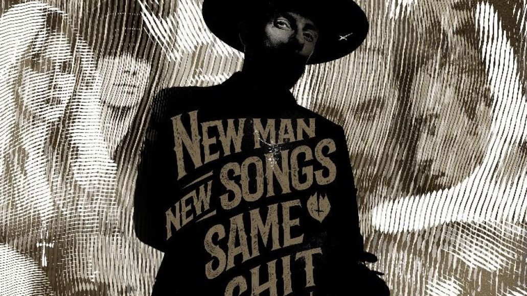 Me and That Man - New Man New Songs album cover